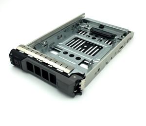 """Adaptateur HDD Caddy de 2,5 """"à 3,5"""" HP 654540-001 DELL Bac 3,5 """"KG1CH SAS / SATA"""