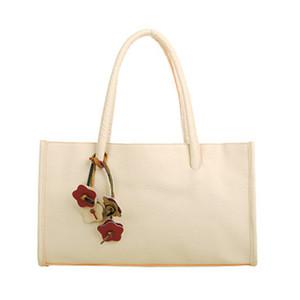 Sıcak satış 2017 Ucuz Ürünleri kadın deri çanta kadın haberci vintage küçük omuz şeker renk çiçek blok çanta 8 renkler