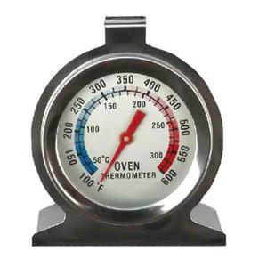 Home Food Meat Dial Edelstahl-Ofenthermometer-Temperaturmessgerät