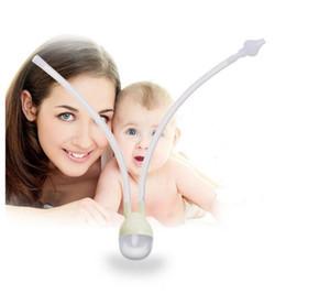 NewBorn Baby Safety Nose Cleaner Aspirador de aspiración nasal Aspirador nasal Mocos Limpiador de nariz Guardaespaldas Protección contra la gripe Accesorios