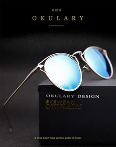 2017 hochwertige neue Frauen polarisierten Metall Sonnenbrillen, Mode Tag und Nacht als Katzenauge treibende Sonnenbrille, beschichtete Sonnenbrille