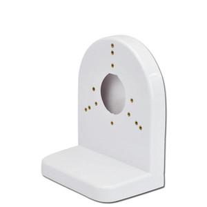 Soporte de montaje en pared Soporte de plástico ABS para cámara de seguridad Hikvision o Dahua CCTV IP Donme de 4 pulgadas en ángulo recto general