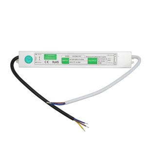 Ediosn2011 DC 12V 30W IP67 водонепроницаемый электронный светодиодный драйвер,наружное освещение оборудование выделенный трансформатор питания