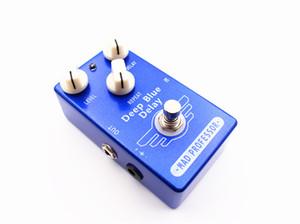 Handmade OEM горячей продажи педали Mad Professor Deep Blue Delay Эффект гитары Pedaldelay Музыкальные инструменты Бесплатная доставка