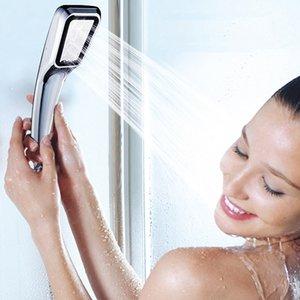 1 PZ Pressurizzato Risparmio Idrico Soffione Doccia Bagno Doccia A Mano Booster Soffione Rubinetto Bagno Accessori di Alta Qualità
