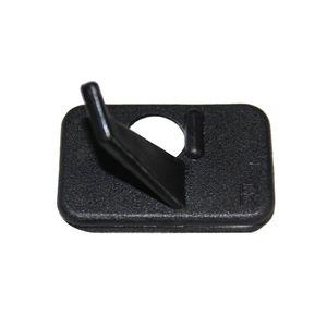 Repose-fil de tir à l'arc adhésif de haute qualité Repose-flèches pour tireur d'arc classique Droite