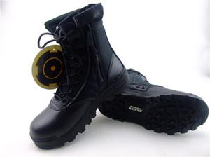 Delta Tactical Boots Military Desert SWAT Stivali da combattimento americani Scarpe da outdoor Stivali da indossare traspiranti EUR 39-45