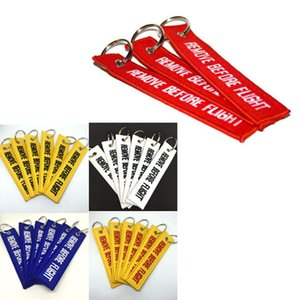 "Epaulette Key Chain ""Remove Before flight"" Key ring for Air Lover Airlines Workers"
