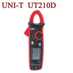 UNI-T UT210D Multimetri a pinza amperometrica digitale AC / DC Tensione di corrente Misuratore di temperatura Multitester Auto Range Multimetro