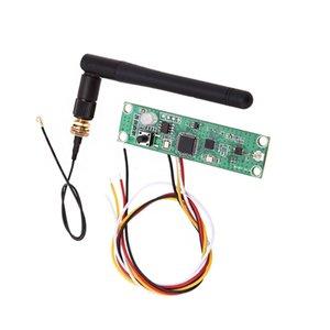 Yeni Kablosuz DMX512 PCB Modülleri Kurulu LED Kontrol Verici Alıcı