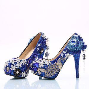 Dress Shoes Heel Ultra Bowtie Wedding Pearl Bride Crystals Rhinestone Scarpe alte Bella per GTMTU di lusso