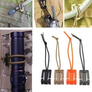 4 couleurs EDC vitesse ITW Webdom Web Dominator Molle Mousqueton à dos, outil EDC, enrouleur de sangle de corde élastique