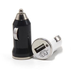 Per caricabatterie USB Iphone7 Colorful Caricatore auto Bullet 5V 1A Mini USB Car Charge Adapter per Smart Phone Mp3 Tablet Mp4 Fabbrica diretta