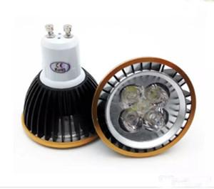 الطاقة العالية par20 LED المصابيح PAR 20 Cree الضوء عكس الضوء 9W 12W 15W أضواء كاشفة E27 / GU10 / E14 / B22 إضاءة الأماكن المغلقة الدافئة الأبيض 110V-240V LLFA