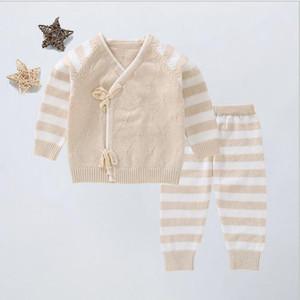 Infant Kids Clothing Set 2PCS / set 0-6 mois garçons filles vêtements sous-vêtements bébé ensemble cadeaux de Noël