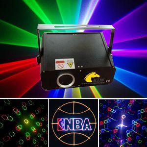 300MW RGB الليزر مع الألعاب النارية شعاع ضوء الليزر الخفيفة بطاقة SD لدي جي / حزب / عطلة الإضاءة / الإضاءة عيد الميلاد