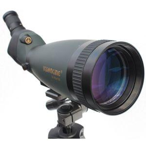 Visionking 30-90x100 Водонепроницаемые зрительные трубы зеленого цвета с многослойным телескопом BAK4 Зрительная труба V30-90X100