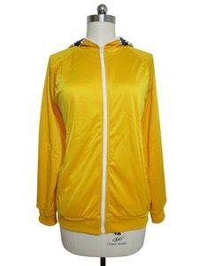 Vocaloid Hoodie Jacket coat yellow Hoodie Coat Matryoshka Megurine Miku costume Cosplay