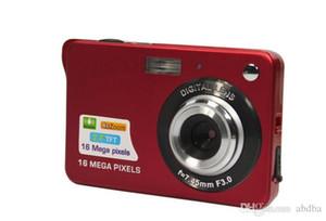 10pcs Appareil photo numérique 2,7 pouces TFT LCD 16,0 méga pixels zoom numérique 4x Anti-shake appareil photo caméscope gratuit Envoyer