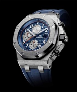 Negócios Casual relógio multi funcional bar marca menes ou wome 6-pin movement
