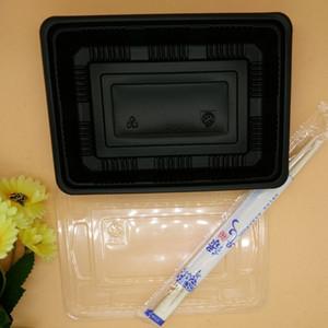 Kunststoff-Lebensmittel Mahlzeit Prep Container Einweg-Lunch Box Obst Speisen Vorratsbehälter aus Kunststoff Picknick Lebensmittel für Microwaving