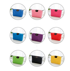 Candy Cute Women Lady Travel Makeup Bags Cosmetic Bag Pouch Clutch Handbag Hanging Toiletries Travel Kit Jewelry Organizer Casual coin purse