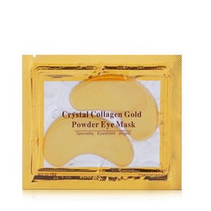 Crystal Collagen Gold Powder Eye Mask & Peels Deep moisturizing and smoothing Crystal Collagen Eye Mask