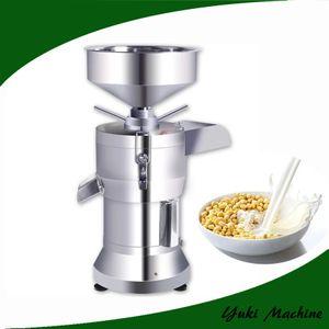 Commercial Soya Milk Machine Stainless Steel Soy Milk Machine 220v Electric Slurry Separate Soymilk Tofu Maker