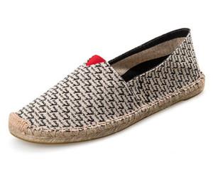 2019 En Gros Marque De Mode Femmes Paillettes Solides Appartements Chaussures Baskets Femmes Et Hommes Chaussures De Toile Mocassins Chaussures Décontractées Espadrilles
