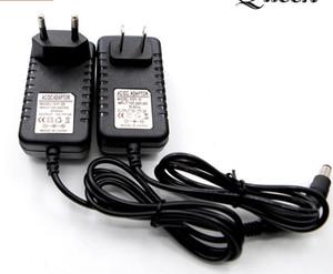 110 В-220 В светодиодный драйвер полосы электронный трансформатор AC12v галогенная лампа адаптер питания для светодиодных струнных трансформаторов штекер