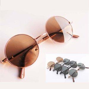 Moda Vintage Rodada Óculos De Sol Para Mulheres Homens Designer De Marca Óculos Espelhados Retro Feminino Masculino Óculos De Sol Dos Homens Pixel Das Mulheres