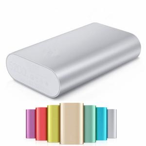 NUOVO CALDO (logo personalizzato) telefono portatile universale della batteria di Caricatore universale Powerbanks 5200mAh Banca di potere 30pcs / lot