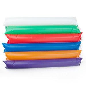 Bam Bam 천둥 지팡이, 치어 리더 플라스틱 박수 손 의상, 풍선 바 La la la infl Noisemakers Stick 3000 Pairs Mix Color