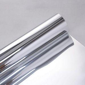 웨딩 장식 호의 거울 카펫 1 메터 넓은 샤인 실버 거울 카펫 통로 러너 로맨틱 파티 장식 WT057