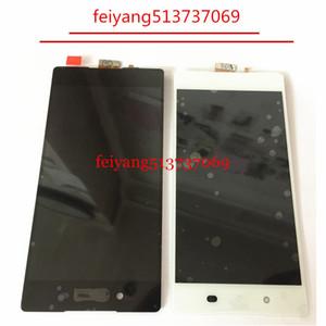"""SONY Xperia Z4 LCD Ekran Dokunmatik Ekran Sayısallaştırıcı Meclisi Değiştirme için Orijinal Siyah Beyaz 5.2"""""""