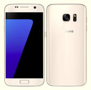 مجدد الأصلي سامسونج غالاكسي S7 G930A G930T G930P G930V G930F الهاتف مقفلة الثماني النواة 4GB / 32GB 5.1 بوصة أندرويد 6.0 12MP