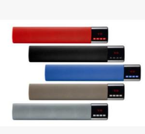 B28s 블루투스 무선 스피커 미니 스테레오 슈퍼베이스 서브 우퍼 지원 TF 카드 FM 핸즈프리 마이크 스피커 박스 LED 디스플레이 스크린