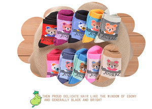 2017 Kids socks new baby boy girl Summer socks children cotton stocks good quality Cotton Soft Socks Baby Candy Color