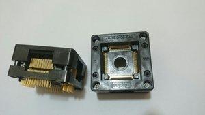 Enplas OTQ-80-0.65-07 QFP80PIN 0.65 MM PITCH IC TEST ÇORAPLAR ŞOKLARDA YANIK