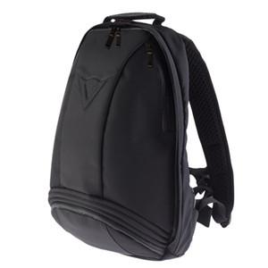 Toptan-Toptan 2017 Siyah Motocross Sırt Çantası Moto çanta Su Geçirmez sırt çantası yansıtıcı kask çantası motosiklet yarış sırt çantası