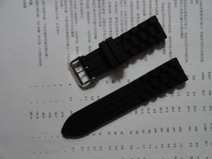 Cinturini orologi in silicone Premium da 22mm con cinturino in acciaio inossidabile per orologio Omega. Colori misti disponibili