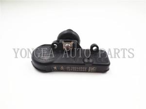 Sistema de monitor de presión de neumáticos TPMS Sensor para Peugeot / Citroen 9673860880 433Mhz Schrader