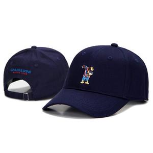 Snapback Cayler ve Oğul Dabbin Ekip Markası Beyzbol Erkekler Küçük Ayı takılı Baba Şapkalar kamuflaj kemik kamyon şoförü gorras mujer