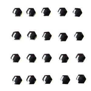 20 قطع جديد عجلة العروة الجوز مركز غطاء قبعات 321601173A + أداة إزالة 8D0012244A for vw golf باسات جيتا أودي a1 a3 a4 321601173A