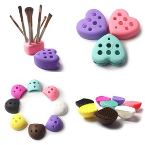 Silikon-Kosmetik Make-up Pinsel-Reiniger Reinigt und trocknet alle Make-up Pinsel Hand-Reinigungs-Tools Pinsel-Reiniger-Tool