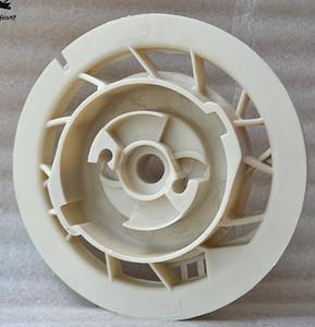 2 X puleggia di avviamento a strappo in plastica per Honda GX120 GX160 GX200 168F 4 tempi decespugliatore parti di assemblaggio avviamento a strappo