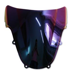 New Iridescent Windschutzscheibe Windschutzscheibe Schirm für SUZUKI GSXR1000 2001-2002 GSXR 600 750 01-03 K1