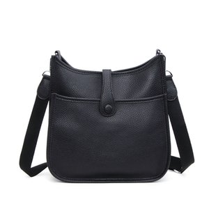 Wholesale-2016 new high quality genuine leather women bag handbag messenger bag  designed fashion vintage women shoulder bag