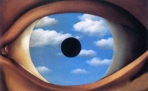 глаз Отлично Картина маслом сюрреализм искусство, подлинная Чистая Ручная роспись Абстрактное искусство Живопись маслом на толстом холсте Multi Размер Нью-Йорк