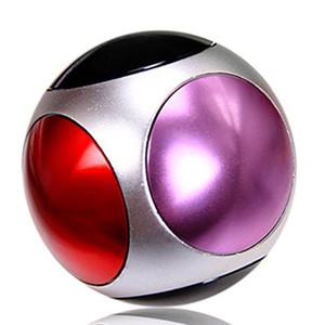 Spinner мяч сфера непоседа ручная вертушка камуфляж EDC игрушки смешанный цвет